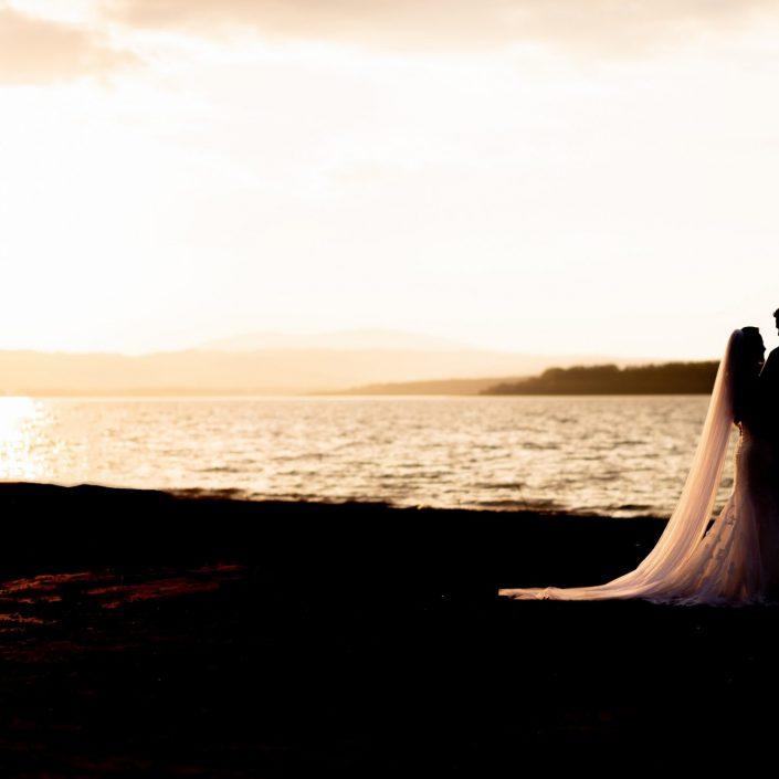 Keď svadobný fotograf sa hrá s farbami