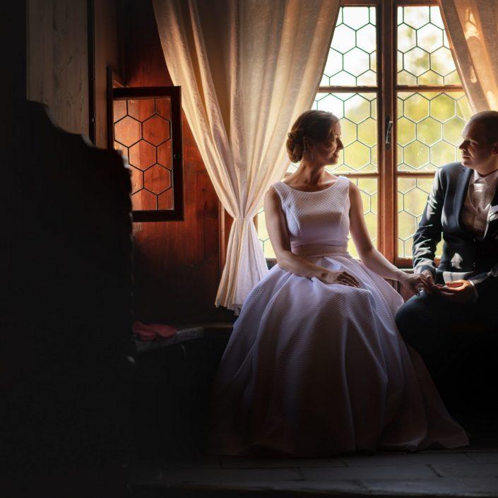 Svadobné fotky ako z rozprávky len podčiarkujú kúzlo dňa