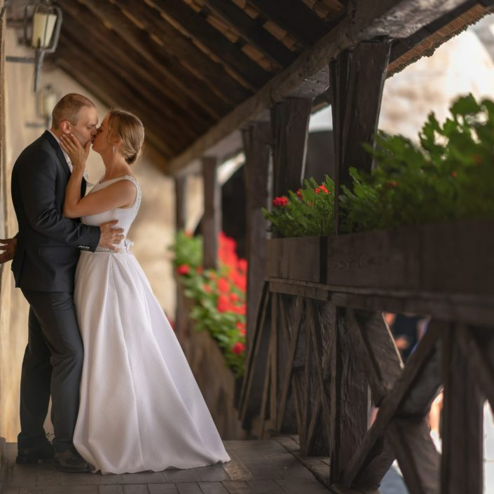 Ako fotografa na svadbu si ma najali práve vďaka tejto fotografii
