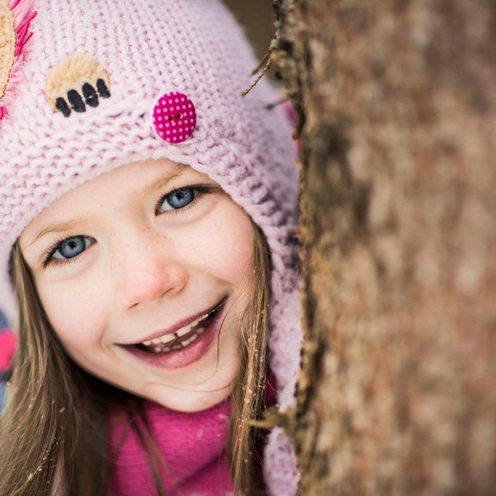 fotograf deti orava zabavny