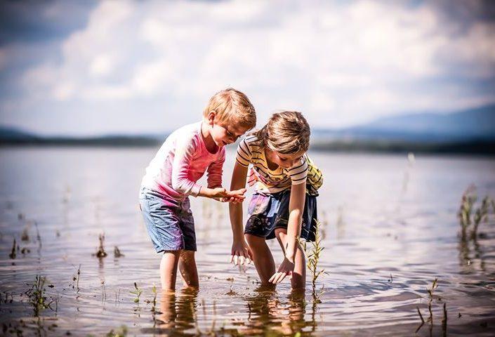 fotografovanie detí Orava