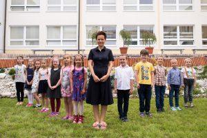 Fotografie detí v školách, školský fotograf Orava