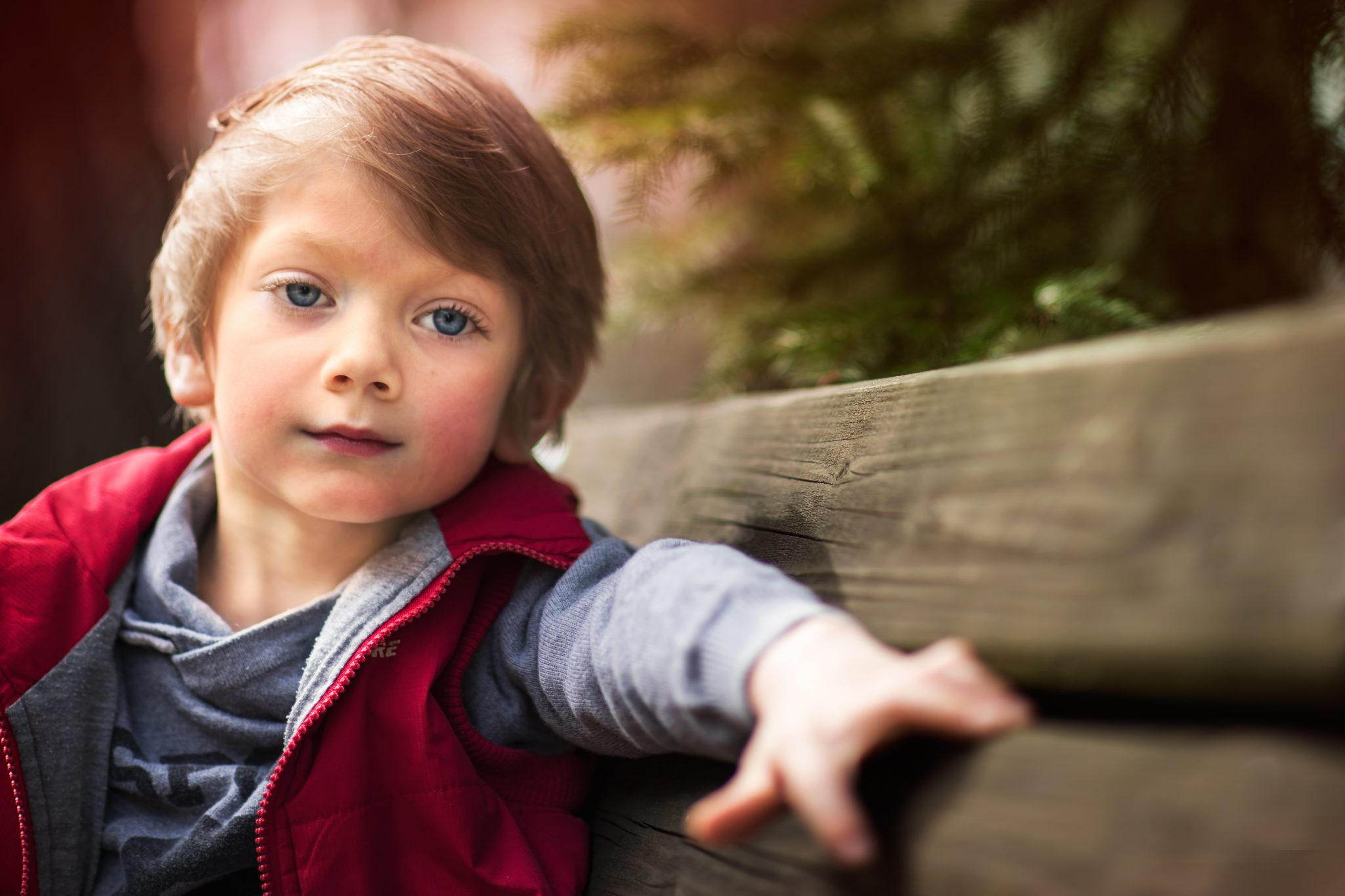 Detský Portrétny Fotograf Orava